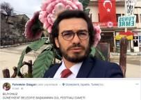 GÜNEYKENT - Ispartalı Belediye Başkanı, Elazığlı Şelale Fenomenine Rakip Oldu