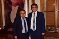 YEMİN TÖRENİ - İstanbul Bilecikliler Derneği'nden Başkan Yağcı'ya Ziyaret