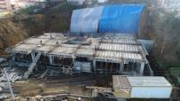 Kabadüz Belediyesi Hizmet Binası İnşaatı