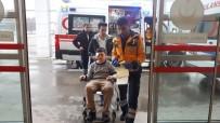 REKABET KURUMU - Kafasını Duvara Çarpan Öğrenci Yaralandı