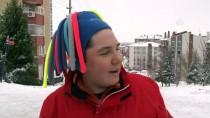 KAR TOPU - 'Kar Tatili'nin Keyfini Çocuklar Çıkardı