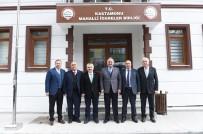 HAYVAN BAKIM EVİ - Kastamonu Belediye Başkanı Tahsin Babaş;