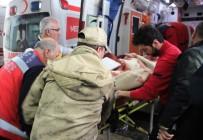 UZMAN JANDARMA - Kazaya Giden Askeri Araca Tır Çaptı Açıklaması 6 Yaralı