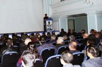 CANLI BOMBA - Kırıkkale Emniyetinden Güvenlik Eğitimi