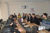 KADIN DERNEĞİ - Kızıltepe'de Muhtarlara Sertifikaları Verildi