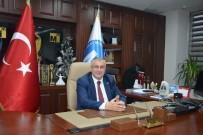 VERGİ SİSTEMİ - Konya SMMMO Başkanı Özselek'ten Vergi Haftası Mesajı