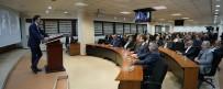KARATAY ÜNİVERSİTESİ - KTO'da Şubat Ayı Meclis Toplantısı Yapıldı