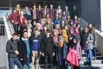 Lise Öğrencileri KMÜ'yü Gezdi
