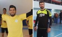AHMET ÖZTÜRK - Maça Giderken Kazada Hayatını Kaybeden Hentbolcular Unutulmadı
