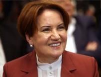 İYİ PARTİ - Meral Akşener'e HDP göndermesi