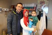 MURAT KILIÇ - Nadir Görülen Hastalıktan Babasının Karaciğeri İle Kurtuldu