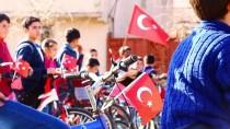 ARDıÇLı - Öğrencilerden Mehmetçiğe GPS Yardımıyla Selam