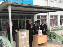 ÖNDER COŞĞUN - Öğrencilerden Türk Silahlı Kuvvetleri Güçlendirme Vakfına Yardım