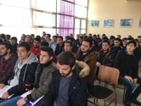 AKCİĞER KANSERİ - Öğrencilerine 'Tütünle Mücadele Ve Madde Bağımlılığı' Semineri