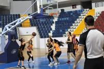 KADIR HAS - Okul Sporları Basketbol Yıldızlar Grup Birinciliği Sona Erdi