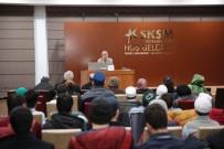 SEFAKÖY - Prof. Metin Hülagü Açıklaması 'Batı İle Dalga Geçen Bir Padişah Açıklaması Sultan 2'Nci Abdülhamid'