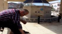 SERVERGAZI - Şadırvan Hırsızlarından Biri Tutuklandı
