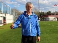 BESIM DURMUŞ - Samsunspor'un Yeni Hocasından İddialı Açıklamalar