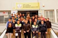 TRAFİK TESCİL - Sarıgöl'de Öğrencilere Güvenli Motosiklet Kullanımı Anlatıldı