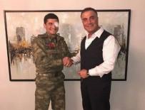 SEDAT PEKER - Sedat Peker, Azerbaycan Gazisi Kamil Musavi'yi evinde ağırladı
