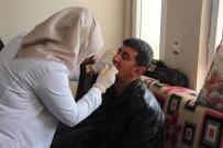 DİŞ MUAYENESİ - Silopi'de Engelli Öğrencilerin Ağız Ve Diş Bakımı Yapıldı