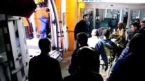 ENDER FARUK UZUNOĞLU - Sivas'ta 'Dur' İhtarına Uymayan Aracın Çarptığı Polis Yaralandı