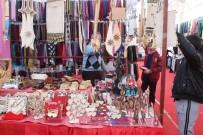 HEDİYELİK EŞYA - Siverek'te 81 İlden Yöresel Ürünler Fuarı Açıldı