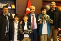 TAHSIN KURTBEYOĞLU - Söke'nin Lego Robot Takımı Yarışmaya Hazır