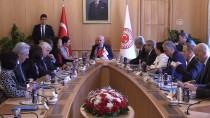 FATMA GÜLDEMET - TBMM Başkanı Kahraman'ın Kabulü