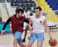 BANVIT - Trabzonspor, Banvit Maçı Hazırlıklarını Sürdürdü