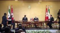 EKVATOR GİNESİ - Tunus İle Ekvator Ginesi Arasında Sekiz Anlaşma İmzalandı