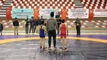 SÜLEYMAN ELBAN - Türk Ve İranlı Güreşçilerden Mehmetçik'e Destek