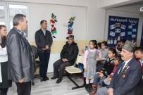 KIBRIS BARIŞ HAREKATI - Türkiye Muharip Gaziler Derneği, Bilgievi Öğrencilerini Ziyaret Etti