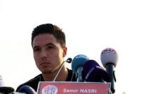 DOPING - UEFA, Nasri Kararını Açıkladı