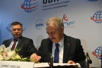 BAZ İSTASYONU - Ulaştırma, Denizcilik Ve Haberleşme Bakanı Ahmet Arslan Açıklaması