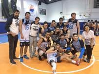 GIRESUN ÜNIVERSITESI - Yaşar, Şampiyonluk Yolunda