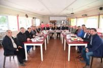 KARAKUCAK GÜREŞLERİ - Yörük Türkmen Şöleni Hazırlıkları Başladı