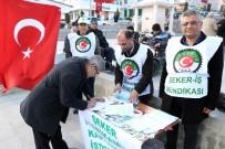 ŞEKER İŞ SENDIKASı - Yozgat Şeker Fabrikası'nın Özelleştirilmemesi İçin İmza Kampanyası Başlatıldı