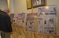 '28 Şubat Manşetleri' Sergisi Açıldı