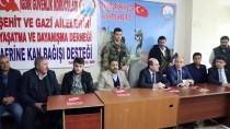 '3 Bin Güvenlik Korucusu Afrin'e Gitmek İçin Hazır Bekliyor'