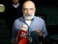 ABDULLAH ÖCALAN - Ahmet Altan'a 5 yıl 11 ay hapis cezası