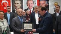 BALANS - AK Parti Genel Başkan Yardımcısı Karacan Kilis'te