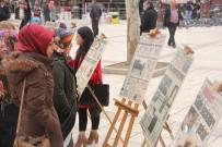 TOPLUM MÜHENDISLIĞI - AK Parti Kastamonu İl Başkanlığı, 28 Şubat Sergisi Açtı