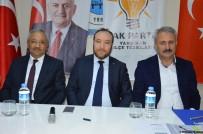 AK Parti'li Dağdelen Açıklaması 'Birlik İçerisinde Olmalıyız'