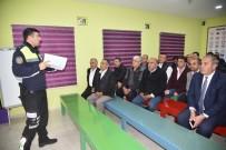 EĞİTİM DERNEĞİ - Alanya'da Servis Şoförlerine Eğitim