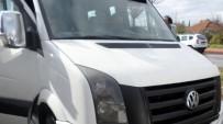 ARAÇ KULLANMAK - Alkollü Servis Şoförü Polise Yakalanınca Koltukta Dondu Kaldı