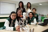 FEN BILGISI - Amaçları Askerlerin Yanında Savaşacak Robot Yapmak