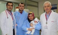 MEMORIAL - Ameliyatla Hayata Dönen Bebeğe Doktorlarının Adı Verild