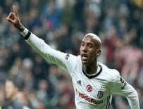 BENFICA - Anderson Talisca'ya yeni sözleşme!