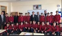 İBRAHIM AYDEMIR - Aydemir Açıklaması 'Gençlerimiz Cumhurbaşkanımıza Vefalı'